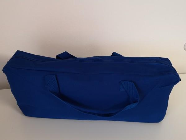 Blue Comfort Extra Stark Nylon Kennzeichentasche Zulassungstasche Nummernschildtasche Schildertasche