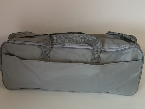 Silverline Wasserabweisende Kennzeichentasche Zulassungstasche Nummernschildtasche Schildertasche